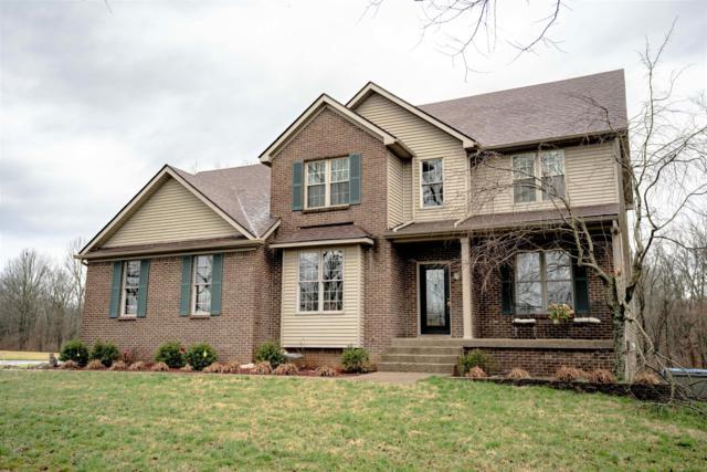 482 Clear Creek Rd, Shelbyville, KY 40065 (#1527031) :: The Sokoler-Medley Team