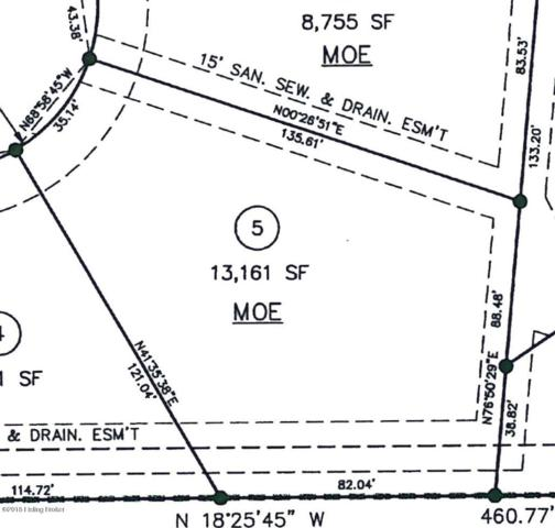 Lot 5 Vantage View Ct, Louisville, KY 40299 (#1527689) :: At Home In Louisville Real Estate Group