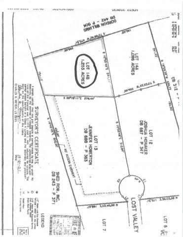 Lot 14B Lost Valley Dr, Crestwood, KY 40014 (#1528444) :: The Sokoler-Medley Team
