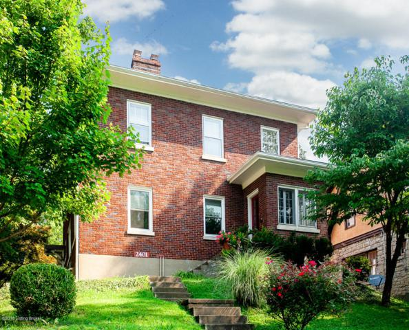 2401 Page, Louisville, KY 40205 (#1528483) :: At Home In Louisville Real Estate Group