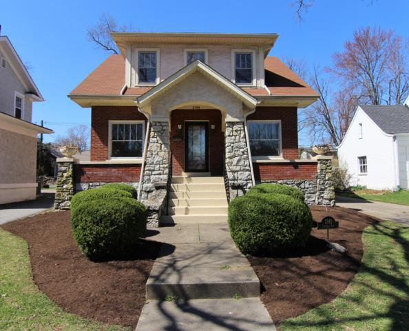 2143 Lowell Ave, Louisville, KY 40205 (#1528599) :: At Home In Louisville Real Estate Group