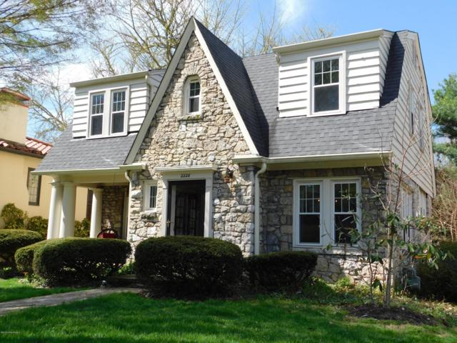 2228 Saratoga Dr, Louisville, KY 40205 (#1528901) :: At Home In Louisville Real Estate Group