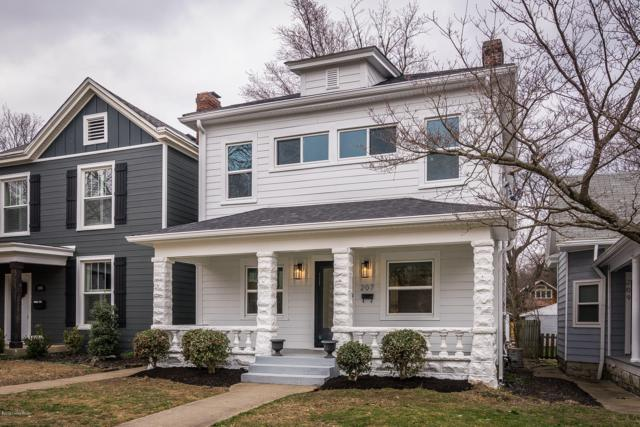 207 S Hite Ave, Louisville, KY 40206 (#1529296) :: At Home In Louisville Real Estate Group