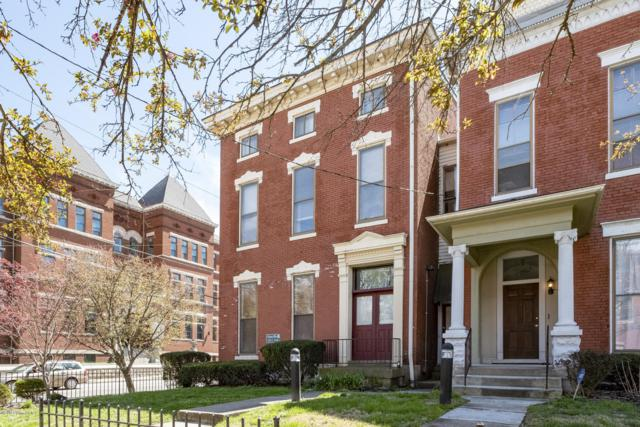 130 E Oak St #5, Louisville, KY 40203 (#1529334) :: At Home In Louisville Real Estate Group