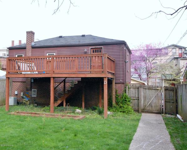 1455 S 4th St D, Louisville, KY 40208 (#1529352) :: At Home In Louisville Real Estate Group