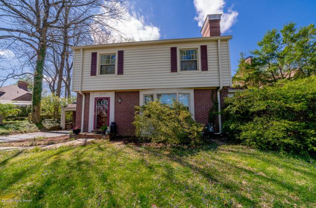2512 Saratoga Dr, Louisville, KY 40205 (#1529737) :: At Home In Louisville Real Estate Group