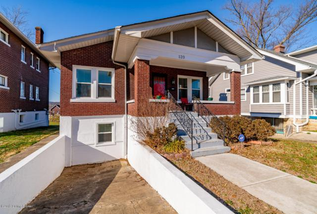 120 Northwestern Pkwy, Louisville, KY 40212 (#1530070) :: At Home In Louisville Real Estate Group