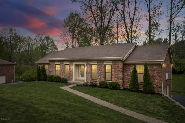 13314 Creekview Rd, Prospect, KY 40059 (#1530107) :: Segrest Group