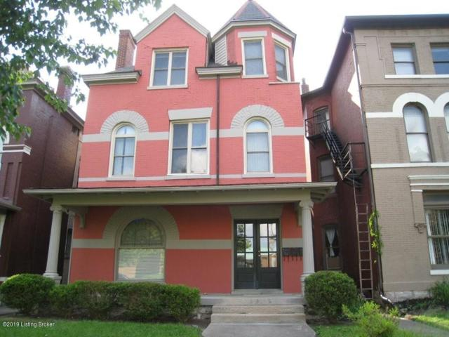 1610 S 2nd, Louisville, KY 40208 (#1532766) :: At Home In Louisville Real Estate Group