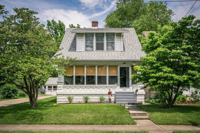 541 W Whitney Ave, Louisville, KY 40215 (#1532871) :: At Home In Louisville Real Estate Group