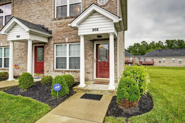 6008 Wooded Creek Dr #202, Louisville, KY 40291 (#1532885) :: Team Panella