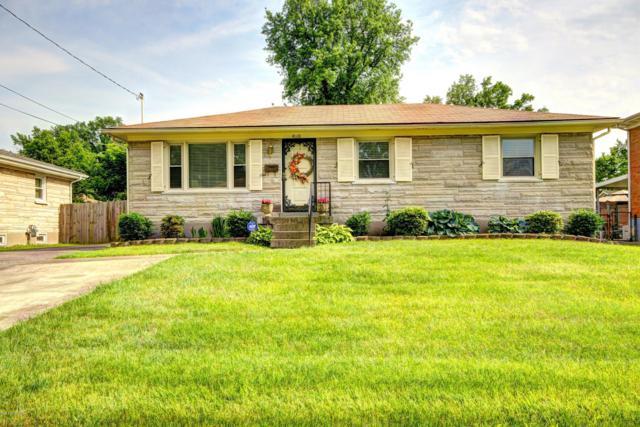 4110 Wooded Way, Louisville, KY 40219 (#1532928) :: Team Panella