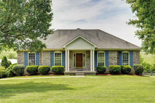 2193 Finchville Rd, Shelbyville, KY 40065 (#1534531) :: The Sokoler-Medley Team