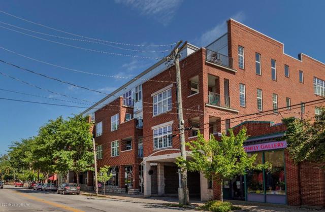 2011 Frankfort Ave #307, Louisville, KY 40206 (#1534661) :: Keller Williams Louisville East