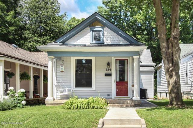 224 Saunders Ave, Louisville, KY 40206 (#1534890) :: At Home In Louisville Real Estate Group