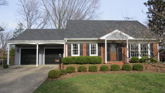 413 Cherrywood Rd, Louisville, KY 40207 (#1534902) :: At Home In Louisville Real Estate Group