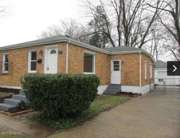 4641 Stonestreet Ave, Louisville, KY 40216 (#1535091) :: Segrest Group