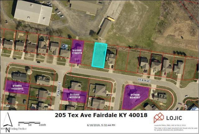 205 Tex Ave, Louisville, KY 40118 (#1535224) :: The Sokoler-Medley Team