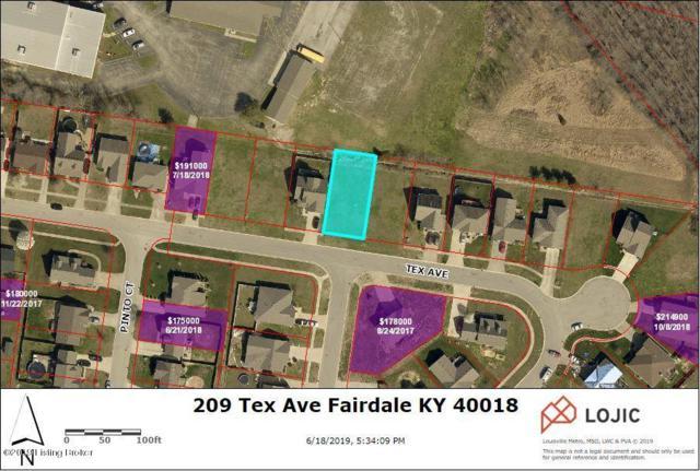 209 Tex Ave, Louisville, KY 40118 (#1535225) :: The Sokoler-Medley Team
