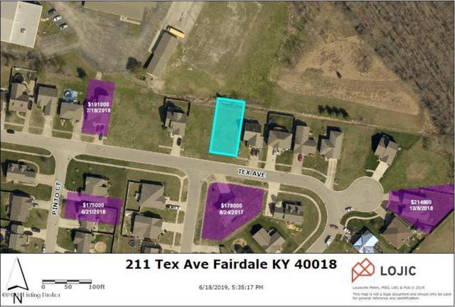 211 Tex Ave, Louisville, KY 40118 (#1535226) :: The Sokoler-Medley Team