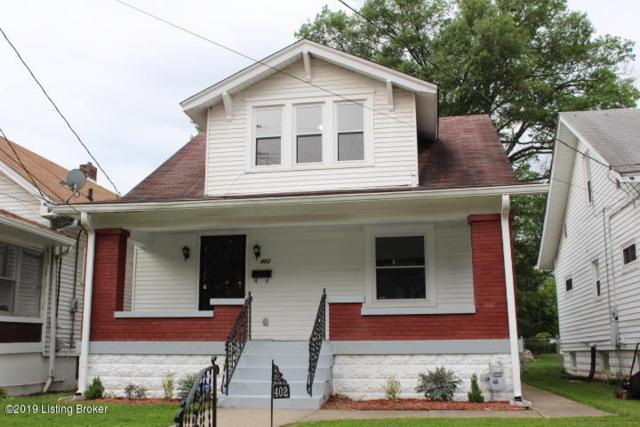 402 S 39th St, Louisville, KY 40212 (#1535359) :: The Price Group
