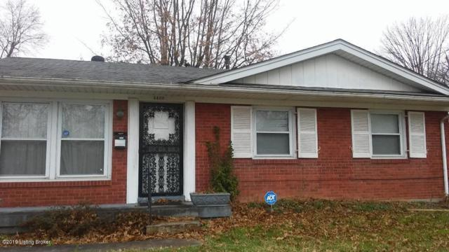 4408 Virginia Ave, Louisville, KY 40211 (#1536355) :: The Sokoler-Medley Team