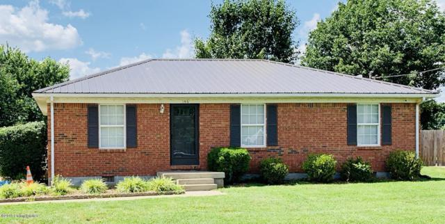 146 Valleyview Dr, Bardstown, KY 40004 (#1537958) :: The Sokoler-Medley Team