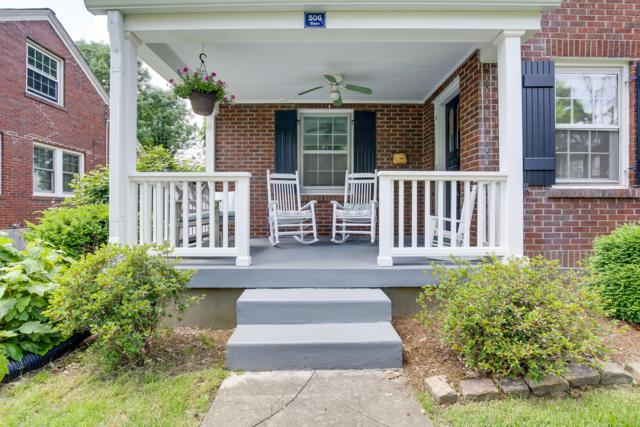 506 Bauer Ave, Louisville, KY 40207 (#1539728) :: The Sokoler-Medley Team