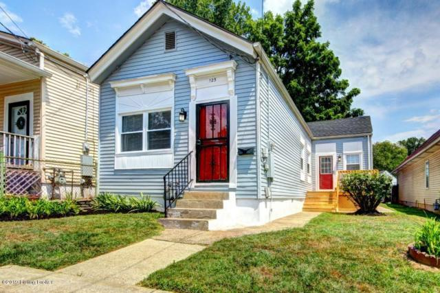 125 Stevenson Ave, Louisville, KY 40206 (#1539766) :: The Sokoler-Medley Team