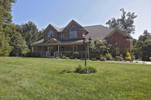 6801 Lake Of The Woods Ct, Georgetown, IN 47122 (#1542771) :: The Sokoler-Medley Team