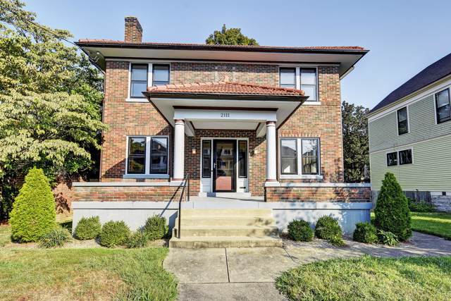 2111 Edgeland Ave, Louisville, KY 40204 (#1542918) :: The Price Group