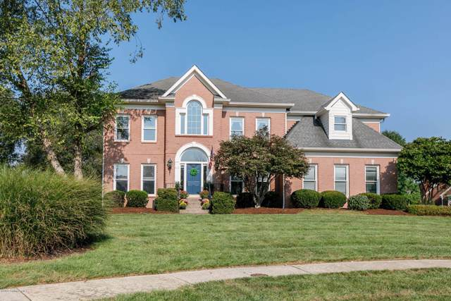 6902 Cabot Ct, Prospect, KY 40059 (#1543412) :: The Sokoler-Medley Team