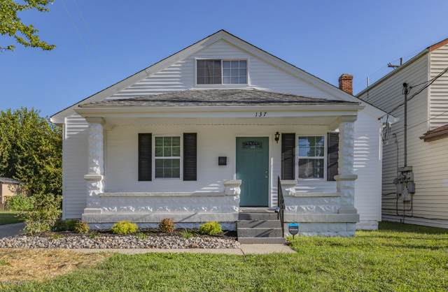 137 E Southern Heights Ave, Louisville, KY 40214 (#1543431) :: The Sokoler-Medley Team