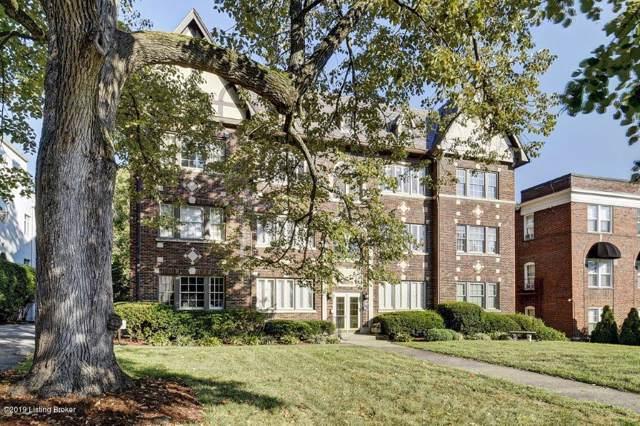 2043 Douglass Blvd #8, Louisville, KY 40205 (#1543512) :: The Sokoler-Medley Team
