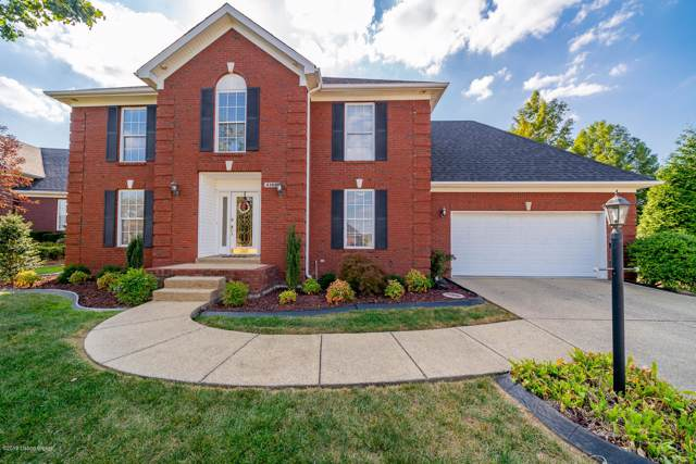 4302 Stone Lakes Dr, Louisville, KY 40299 (#1543525) :: The Sokoler-Medley Team