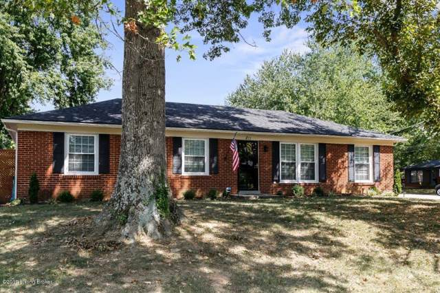 811 Girard Dr, Louisville, KY 40222 (#1543529) :: The Sokoler-Medley Team