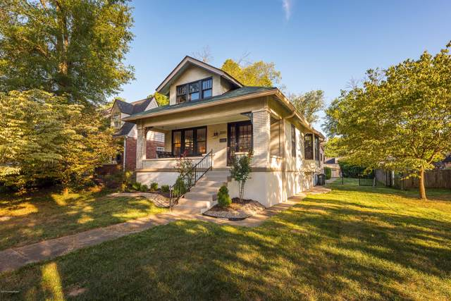 3330 Willis Ave, Louisville, KY 40207 (#1543591) :: The Sokoler-Medley Team