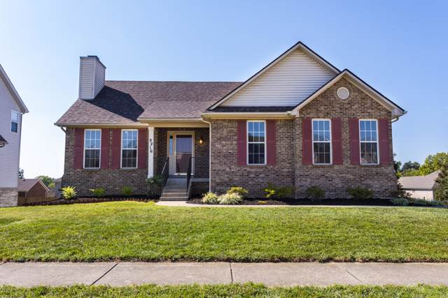 9216 Wellington Hill Ct, Louisville, KY 40291 (#1543644) :: The Sokoler-Medley Team