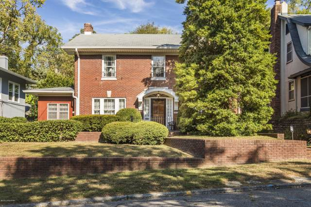 1407 Rosewood Ave, Louisville, KY 40204 (#1544305) :: The Sokoler-Medley Team