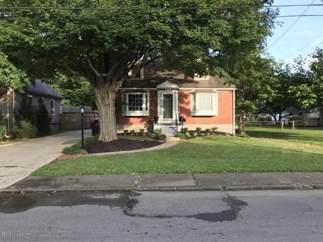 4009 Hillview Ave, Louisville, KY 40216 (#1544461) :: The Sokoler-Medley Team