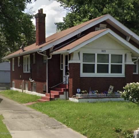 1472 Cypress St, Louisville, KY 40210 (#1544617) :: The Sokoler-Medley Team