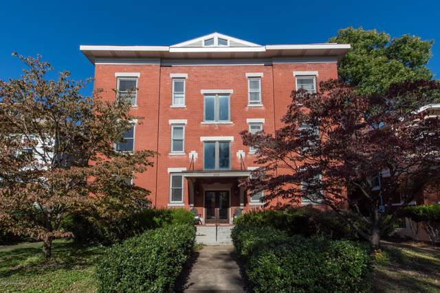 2015 Bonnycastle Ave #302, Louisville, KY 40205 (#1545644) :: At Home In Louisville Real Estate Group