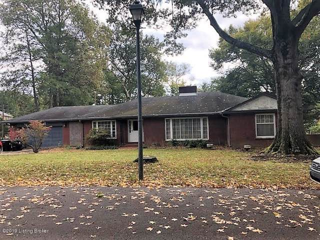 527 Ridgewood Rd, Louisville, KY 40207 (#1545787) :: At Home In Louisville Real Estate Group