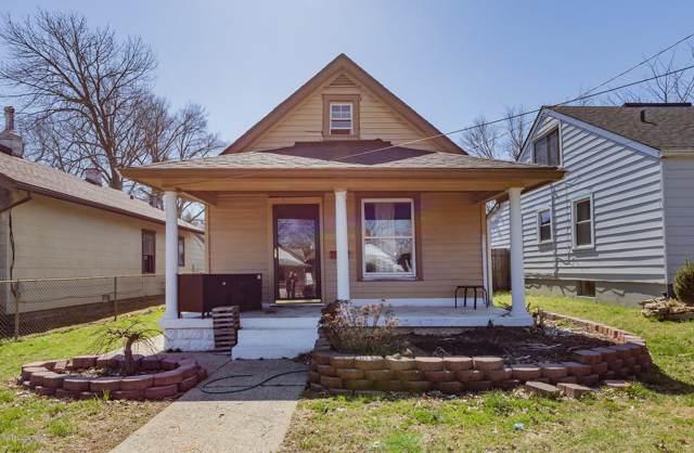 1412 Walter Ave, Louisville, KY 40215 (#1546573) :: The Stiller Group