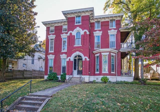 1080 Baxter Ave #4, Louisville, KY 40204 (#1546740) :: The Stiller Group
