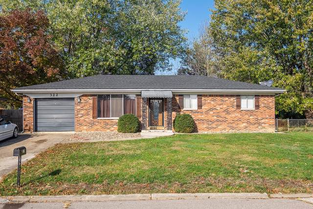 322 Redbud Dr, New Albany, IN 47150 (#1546892) :: The Price Group