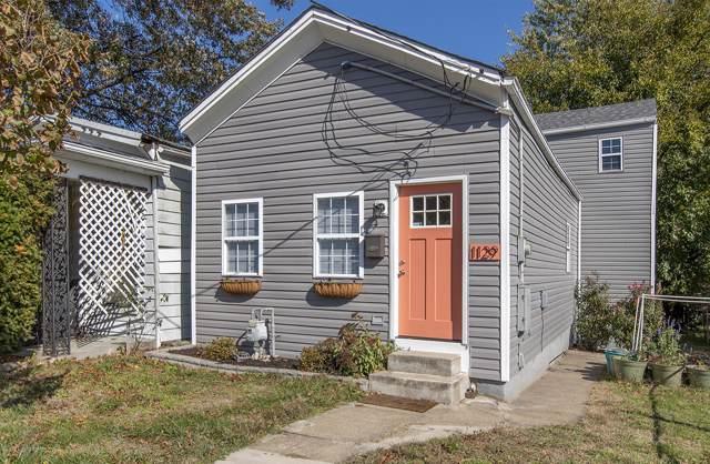 1129 Reutlinger Ave, Louisville, KY 40204 (#1547461) :: Team Panella
