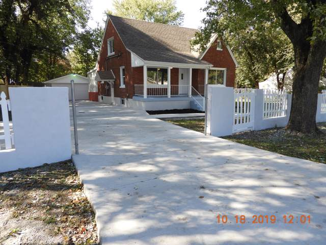 3306 Farnsley Rd, Louisville, KY 40216 (#1547650) :: The Sokoler-Medley Team