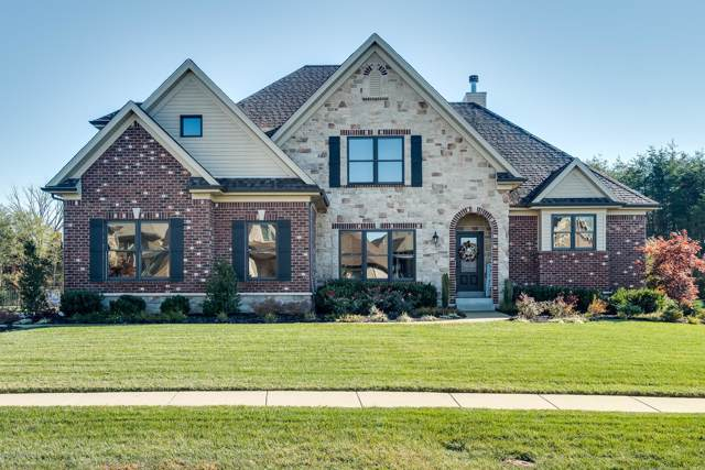 5002 Carriage Pass Pl, Louisville, KY 40299 (#1547767) :: Team Panella