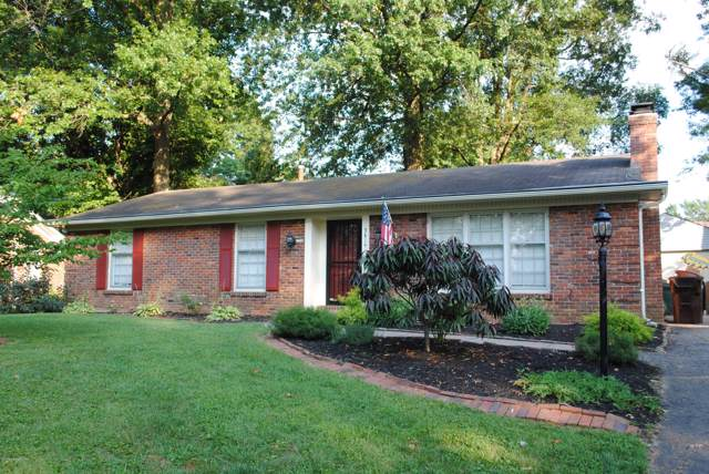 9814 Grenfell Way, Louisville, KY 40242 (#1547817) :: The Sokoler-Medley Team